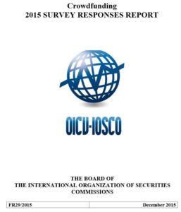 Crowdfunding Survey responses IOSCO Dec 2015 257x300 - IOSCO Publishes 2015 Survey Responses Report On Crowdfunding