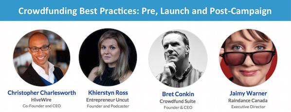 Crowdfunding Best Practices