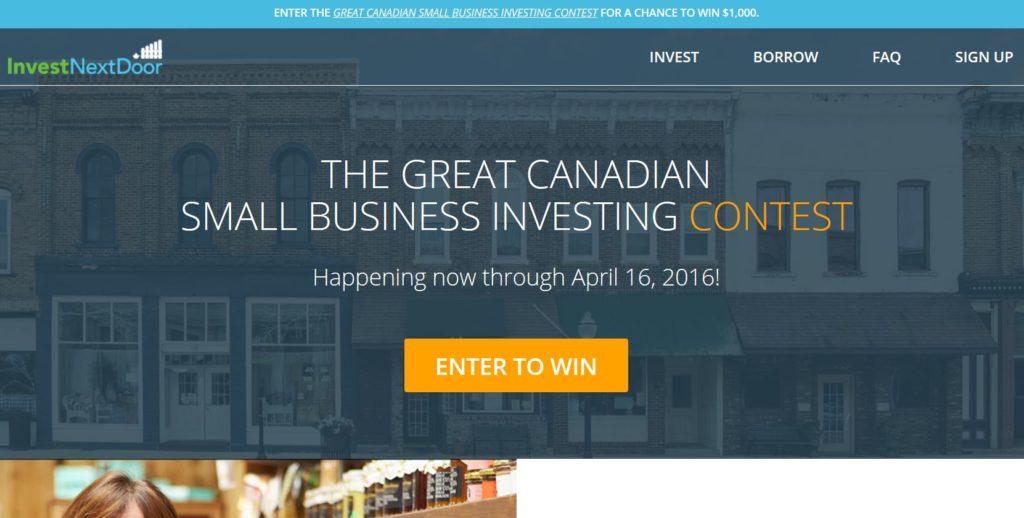 InvestNextDoor Launches in Canada
