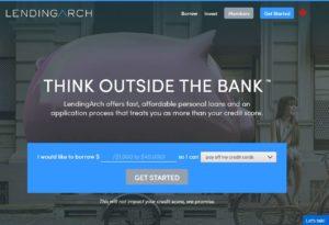 Lending Arch