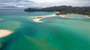 NZ crowdfunded beach 300x169 - New Zealand beach bought by crowdfunding is given to public