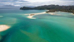 NZ crowdfunded beach