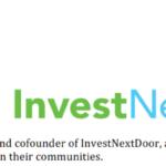 Crowdlending platform InvestNextDoor CEO, Tabitha Creighton, Speaks to Empowering the Future of Economic Growth