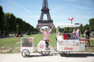 Wheelys 300x200 - Wheelys raises $830K from the crowd to bring coffee-bikes to the world