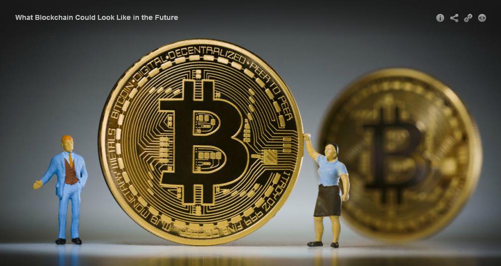 Blockchain - Blockchain Is Set To Disrupt Industry Infrastructures