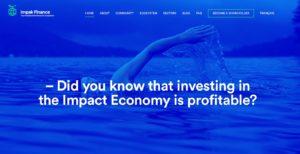 Impak Finance 300x154 - Impak Finance raises largest single-day amount for Canadian equity-crowdfunding initiative