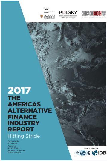 Research: Americas Alternative Finance Grows to $35.2 Billion in 2016