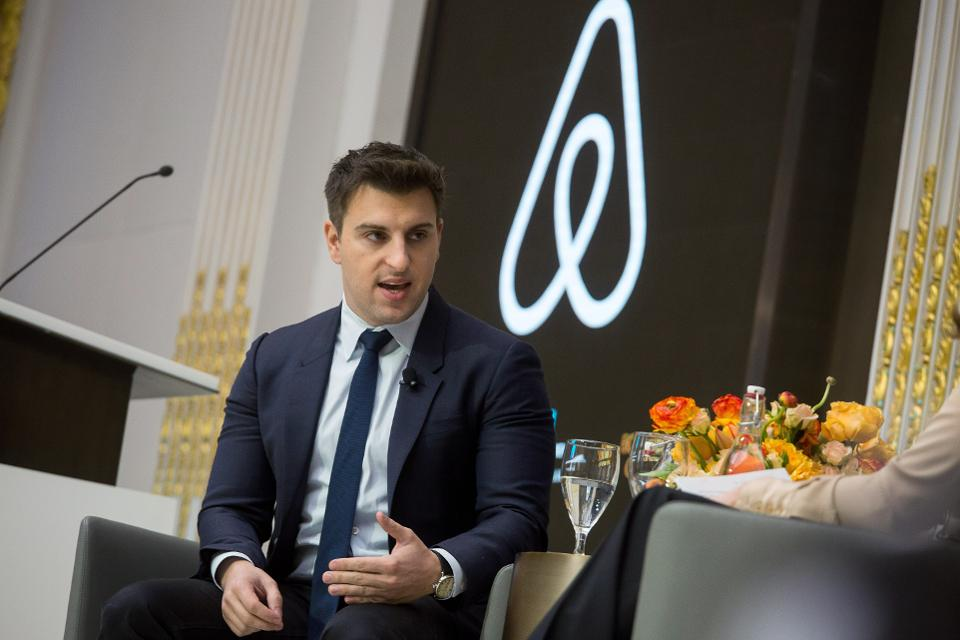 Airbnb CEO - Why Blockchain Is The Future Of The Sharing Economy