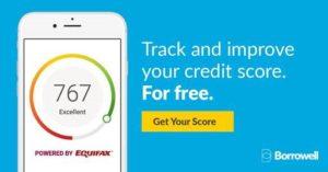 Borrowell Check your free credit score 300x157 - Borrowell - Check your free credit score