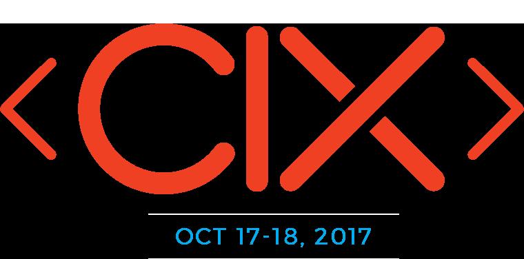 cix logo w dates orange 2017 - All Events