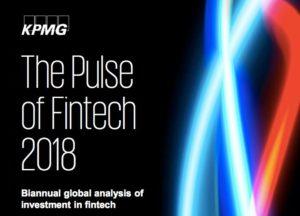 KPMG pulse of fintech 2018 300x216 - KPMG pulse of fintech 2018