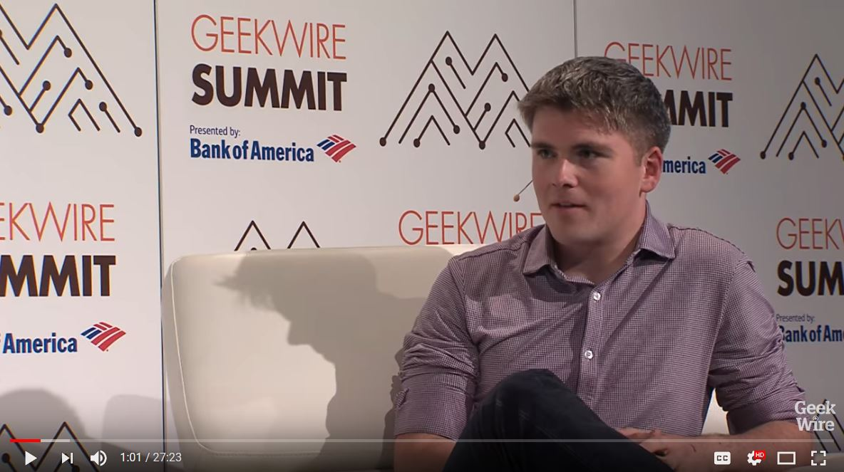 co founder stripe John Collision - Video Library