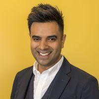 Karim yellow background low rez 200 - Fintech Investor Interview:  Karim Gillani, General Partner, Luge Capital