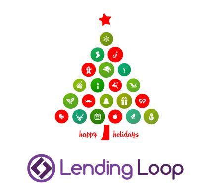 Lending Loop happy holidays - Holiday Greetings from Lending Loop!  2019 Year In Review