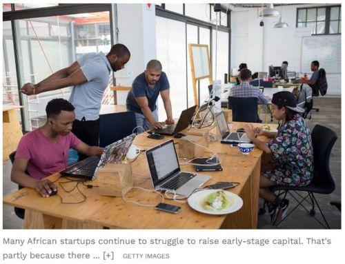 African startups - Blockchain Fundraising Can Benefit African Tech Startups