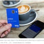 Coinbase crypto visa payments 150x150 - JP Morgan Veteran Daniel Masters Explains How Blockchain Will End Commercial Banks