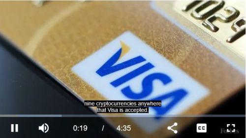 visa crypto card - Video Library