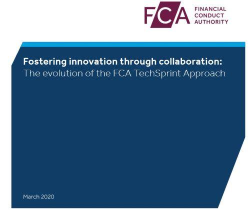 FCA TechSpring evolution report - FCA Publishes TechSprint Report