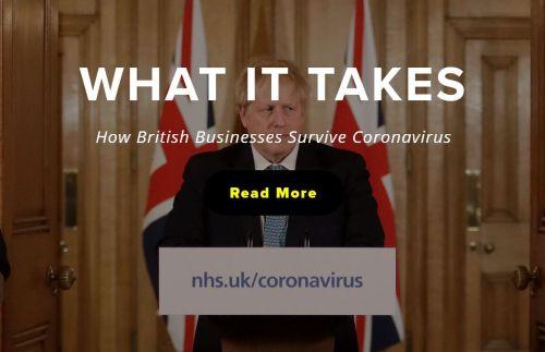 UK and coronavirus - How the UK economy can survive the coronavirus