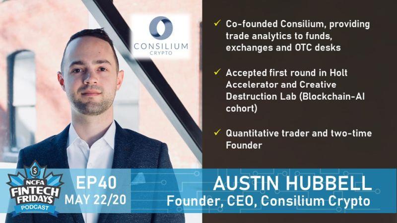 FF EP40 Austin Hubbell banner  - Fineqia Signs Up Fintech Firm Nivaura for Crypto Asset Bond UK Regulatory Test