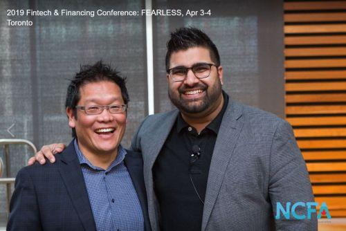 Muhammad Rashid and Craig Asano 1 - Proptech startup Doorr raises $1.75 million seed round