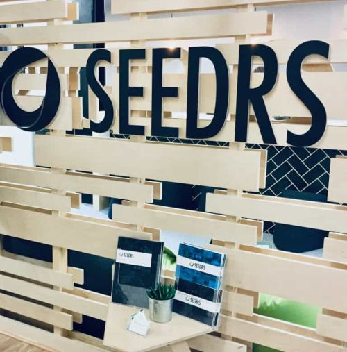 Seedrs lobby - Inside the power struggle between big banks and fintechs to modernize financial services