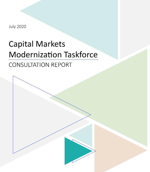 Ontario capital markets modernization committee - NCFA Response to the Modernizing Ontario's Capital Markets Consultation Taskforce