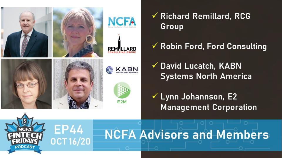 FF EP44 with NCFA Advisors banner 1 - FINTECH FRIDAYS Podcast:  Season 3
