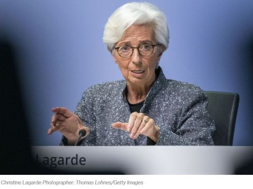 Christine Lagarde - Lagarde Says Her 'Hunch' Is That ECB Will Adopt Digital Currency
