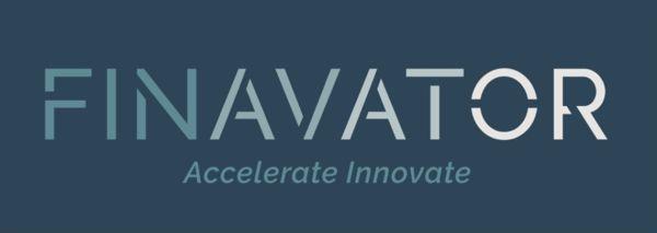 Finavator logo - FINTECH FRIDAYS Podcast:  Season 3