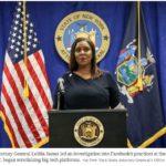 NY attorney general latitia james 150x150 - Facebook is banning deepfake videos