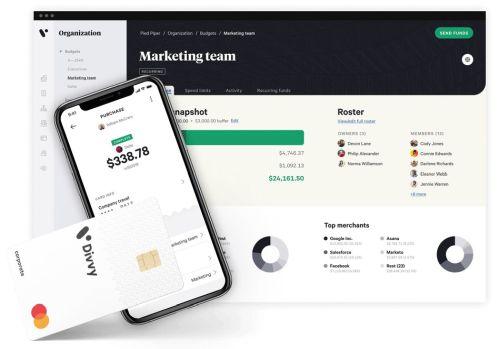 Divvy expense management - Paypal Backs Expense Management Fintech Divvy to Unicorn Valuation at $1.6 billion