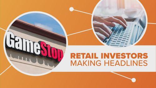 GameStop retail investors making headlines - Can Reddit Forums Take Down Hedge Funds?  Why GameStop Stock Soared