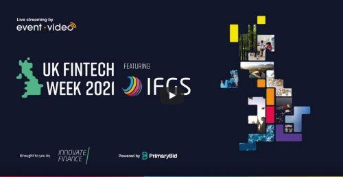 UK fintech week 2021 Regulatory perspectives Trust vs innovation - Video Library