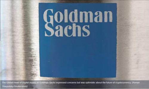 goldman sachs on crypto - Goldman Sachs Reconsiders Whether Bitcoin is Legitimate Asset