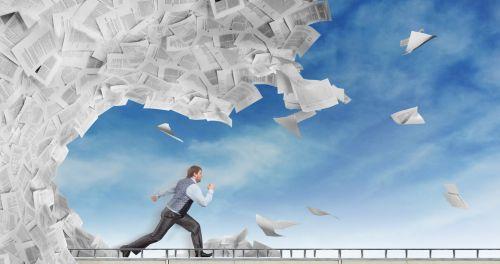 Regulatory burden - A Tsunami of Regulatory Change Overwhelms Organizations