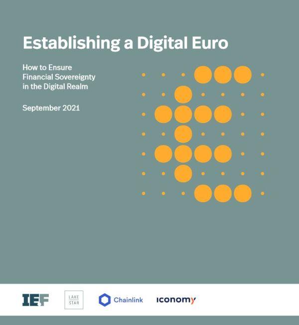 Establishing a digital euro report - Canadian Fintech & Funding Directory