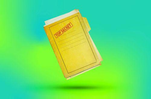 tips for storing confidential data - Tips for storing confidential data