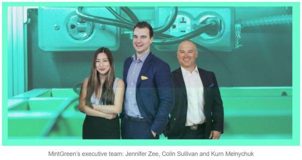 mintgreen leadersrhip team 1 - FINTECH FRIDAY$ (EP25-Feb 15):  Unlocking the World with Kate Guimbellot and Jason Sosnowski of TravelCoin Foundation